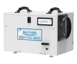 alorair sentinel hd55, crawl space dehumidifiers
