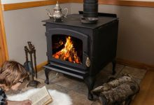 how to install a wood stove insert, how to build a fire in a wood stove insert