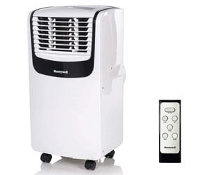 honeywell mo08ceswk compact portable air, best small air conditioner