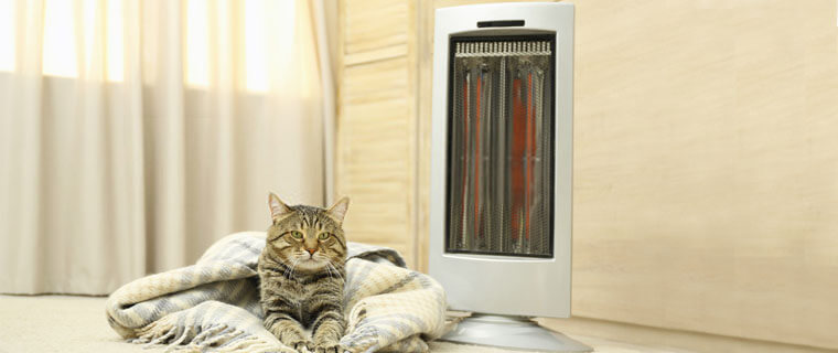 Do oil filled radiator heaters use much electricity, How can I heat my room without a heater