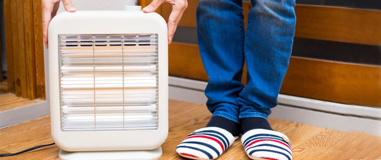 What type of electric heater is the cheapest to run, Are portable heaters safe