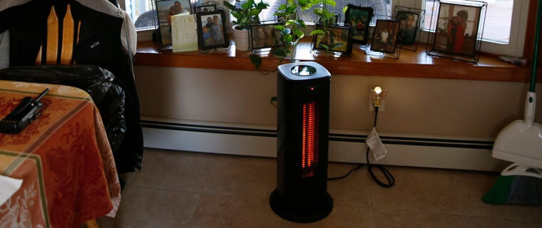 Why are heaters bad for you, Can you leave a portable heater on all night